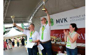 Az ország legjobb járművezetői versenyeztek egymással Miskolcon
