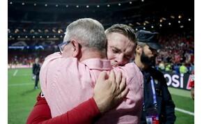 Rákkal kezelt édesapja kiszurkolta Henderson BL-győzelmét