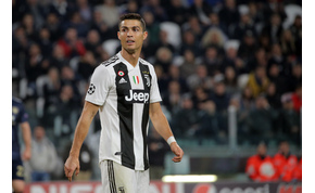 Ronaldo gólját választották a Bajnokok Ligája legszebb találatának