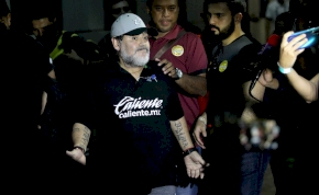 Diego Maradona: A Manchester Unitednek az lenne a legjobb, ha Maradona lenne az edzője