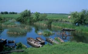 Skanzent építenek a Tisza-tó közepén