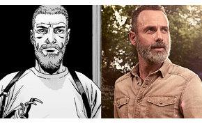 Őrületes fordulat történt a The Walking Dead képregényben