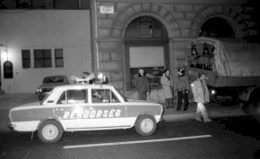 Egy rendőrségi besúgó jelentése a magyar focihuliganizmus őskorából
