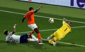 Nemzetek Ligája: a hosszabbításban dőlt romba az angolok döntőről szőtt álma