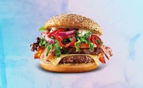 Limitált kiadás: új burger jelent meg a hazai McDonald'sban – videó