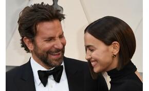 Már csak kislányuk miatt van együtt Bradley Cooper és Irina Shayk