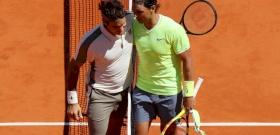 Megszakadt Nadal rossz sorozata, öt év után legyőzte Federert