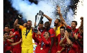 Nemzetek Ligája: Ronaldo tett-vett, a többiek meg megnyerték a meccset