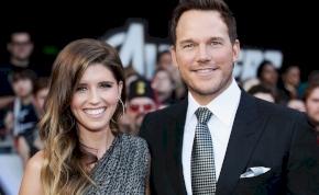 Esküvő: így nézett ki Chris Pratt és Arnold Schwarzenegger lánya