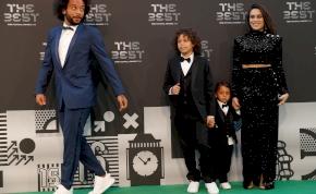 A Real csillagának 9 éves fia nagyobbat ollózik, mint apja