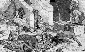 Hogyan tizedelte meg Európát az első pestisjárvány?