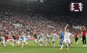 """Magyarország-Wales: """"Az egész csapat mondhatni az életéért küzdött"""""""