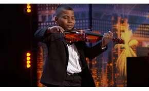 Könnyfacsaró produkció: egy 11 éves hegedűművészen ámuldoznak Simon Cowellék