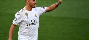 A gyerekkori álma teljesült Eden Hazardnak