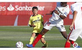 Toronyként magasodik társai felé a Sevilla 12 éves játékosa