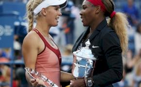 Serena Williams koszorúslány lett a volt világelső toszkán esküvőjén