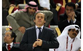 Platinit őrizetbe vették a katari vb korrupciós ügyei miatt