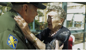 A II. világháború idején szerettek egymásba, 75 év után újra találkoztak
