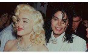 A meztelen Madonna láttán Michael Jackson felkiáltott és elszaladt