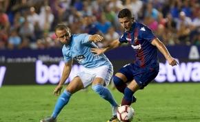 Volt újpesti játékosé a spanyol bajnokság legszebb szabadrúgásgólja