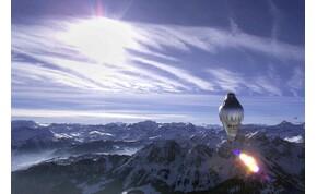 Hőlégballonnal a Föld körül: a Csendes-óceánnál kezdődtek a bajok...