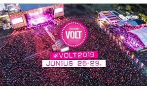 Beindult a 2019-es VOLT Fesztivál