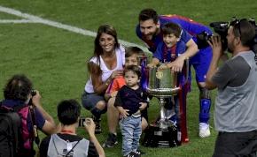 Matteo Messi egy égetnivaló rosszcsont lehet, az apja mesélt erről