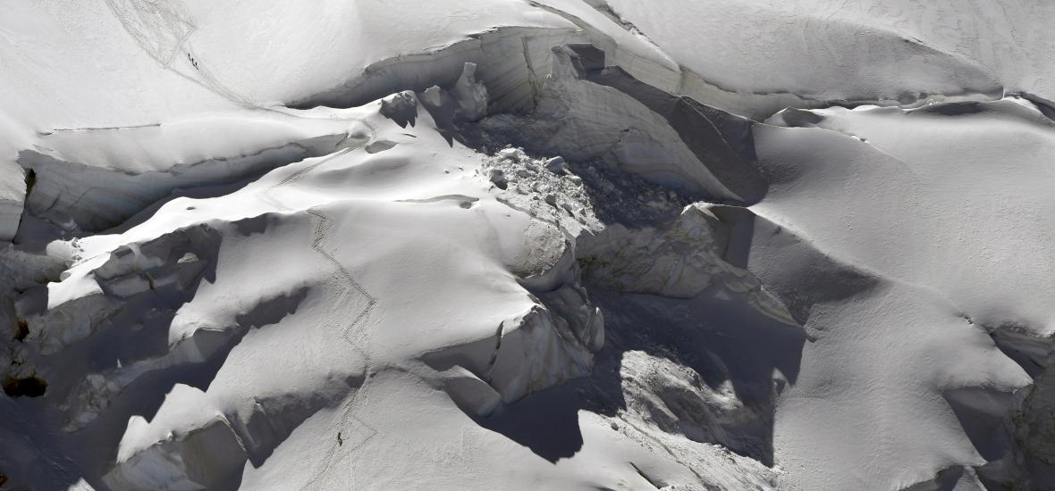 Fotó és videó bizonyítja a világrekordot a Mont Blanc-on
