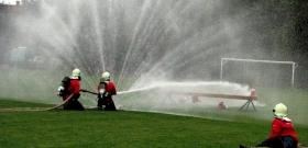 Tűzoltóverseny: Eger ostroma ehhez képest kismiska volt – videók
