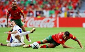 Ronaldót megríkatták, Figóhoz Barcelona-mezt vágtak