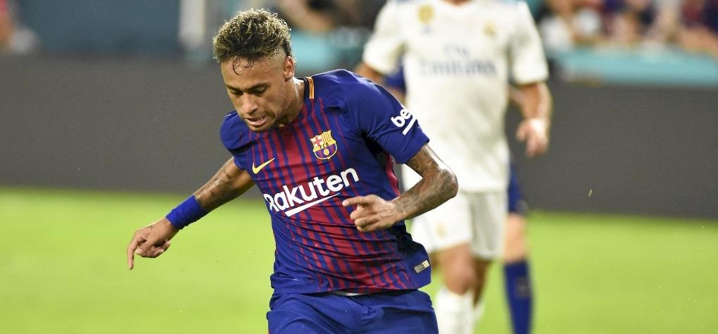 Neymar megint bekavart, áll a bál a Barcelona vezetőségében