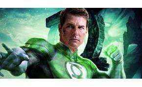 Tom Cruise lehet az új Zöld Lámpás