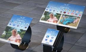 Az IBM megmutatta a jövő okostelefonját – tetszetős darab
