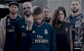 Visszafogott gengszter rappes videóban tűntek fel a Real-játékosok