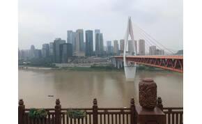 Zsolt utazása: az ősi kínai városban orrfacsaró bűz fogadja a turistát – galéria