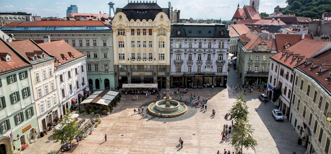 Csatatérré változott Pozsony a Dunaszerdahelyre tartó huligánok miatt