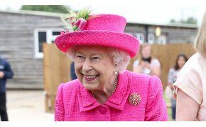 A 93 éves angol királynő nem kért a segítségből, egyedül ültetett fát – videó
