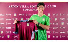 Profi szerződést kapott a Premier League-ben szereplő csapat magyar kapusa