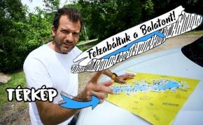 Mert a Balatonon tengernyi jó kaja van