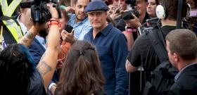Zseniális, ahogy Woody Harrelson be volt rúgva Wimbledonban
