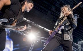 A Metallica a gyerekeknek írt – szerencsére nem zenét