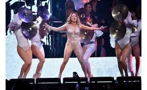 Egy valag pénzért dobja le ruháit Jennifer Lopez – videó