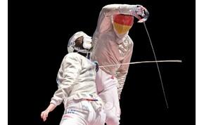 Az utolsó Gerevich-tanítvány vb-ezüstérmes lett Budapesten