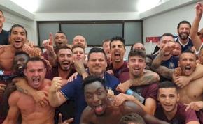 67-szeres szorzóval, őrült gólokkal jutottak tovább a máltaiak