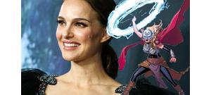 Natalie Portman lesz a női Thor, és ez jól is van így