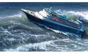 Élet-halál harc: borulásmentes hajók a horrorisztikus viharban