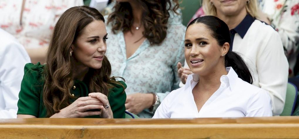 Úgy tűnik, hogy végre egy húron pendül Katalin hercegné és Meghan hercegné