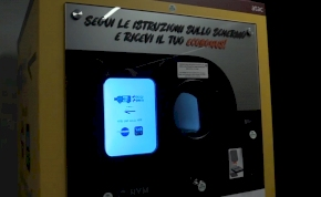 Műanyaghulladékért cserébe vehetsz jegyet a római metróban