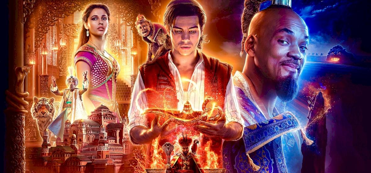 Az Aladdin hivatalosan is a harmadik milliárdos Disney-remake