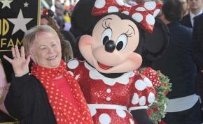 Elhunyt Russi Taylor, a Disney-mesék sztárja
